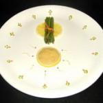 Asparagi con salsa al limone